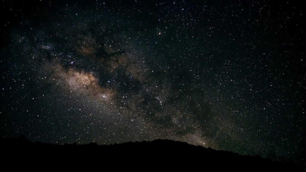 Mauna Kea stargazing into the Milky Way