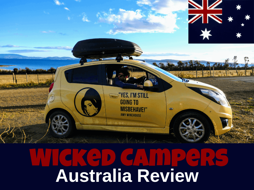 Wicked Campers Australia review
