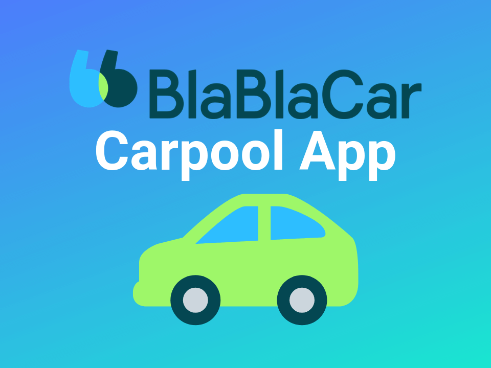 BlaBlaCar carpool and rideshare app